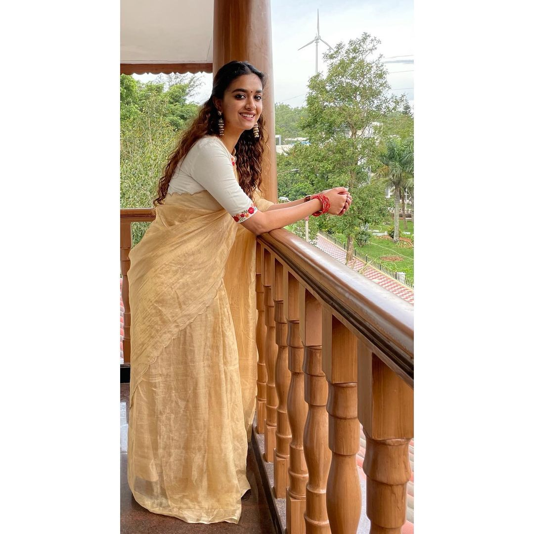 Keerthy Suresh Latest Images | Picture 14