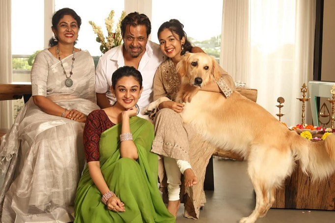 Arjun Sarja With Family | Picture 9