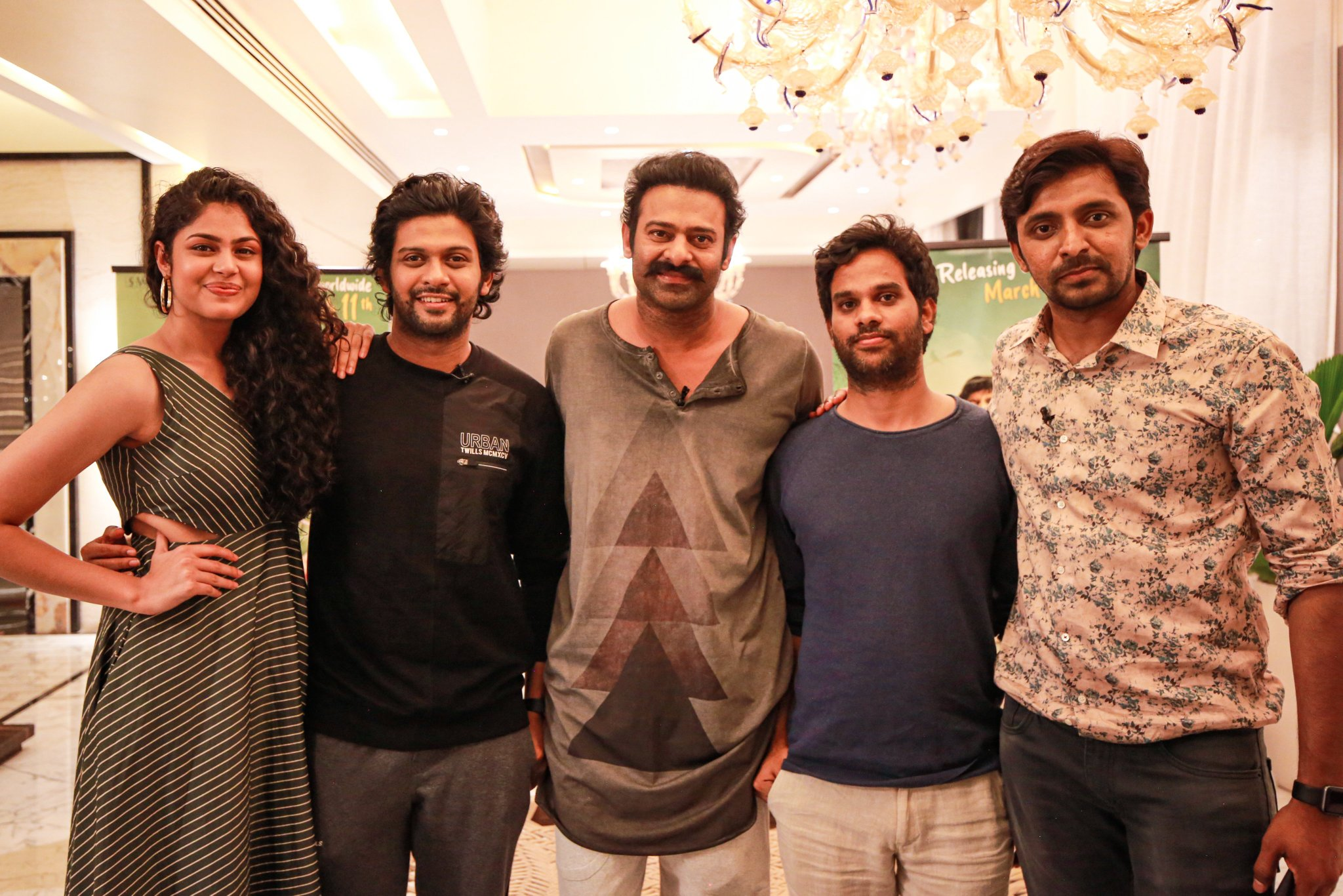 Jathi Ratnalu Trailer Launched by Prabhas | Picture 4