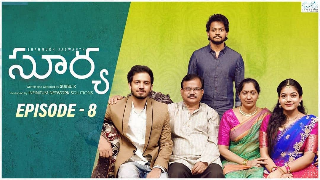 Surya Web Series Images   Picture 1