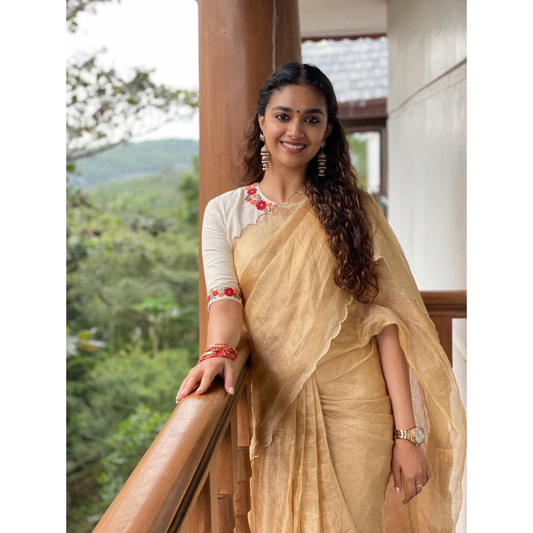 Keerthy Suresh Latest Images | Picture 12