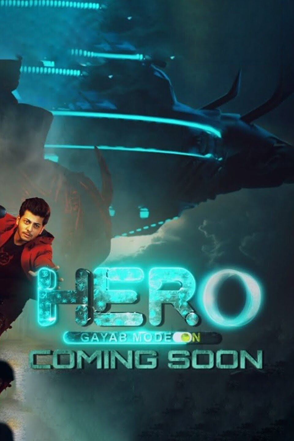 Hero – Gayab Mode On