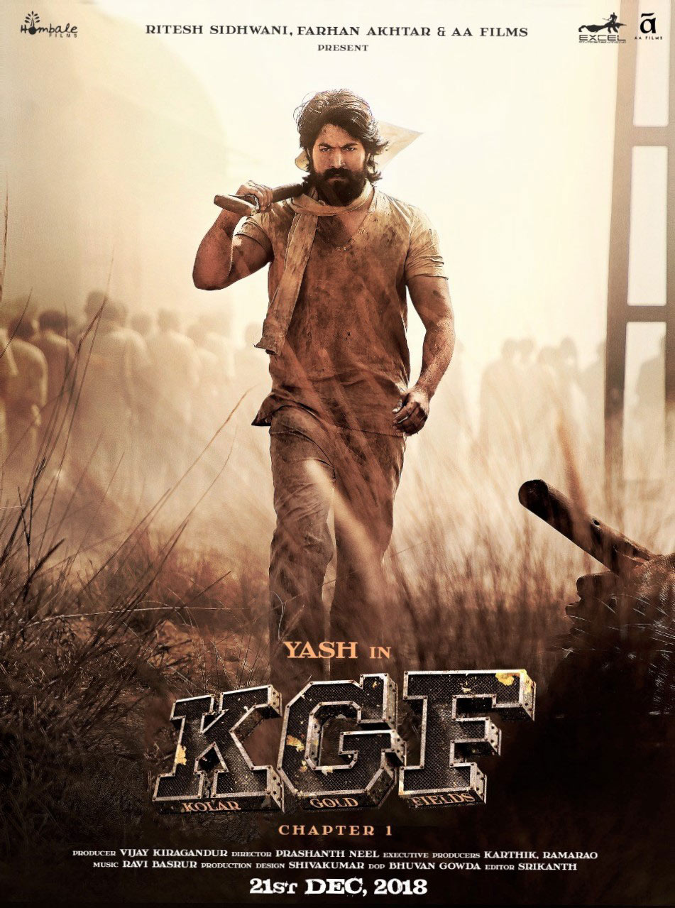 KGF- Chapter 1