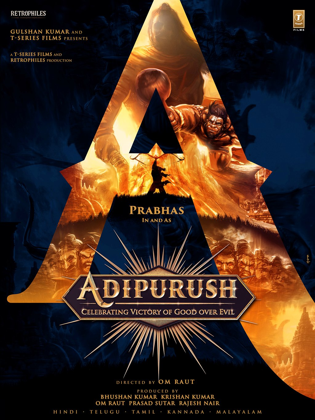 Adipurush: Cast, Budget, Shooting & Release Date