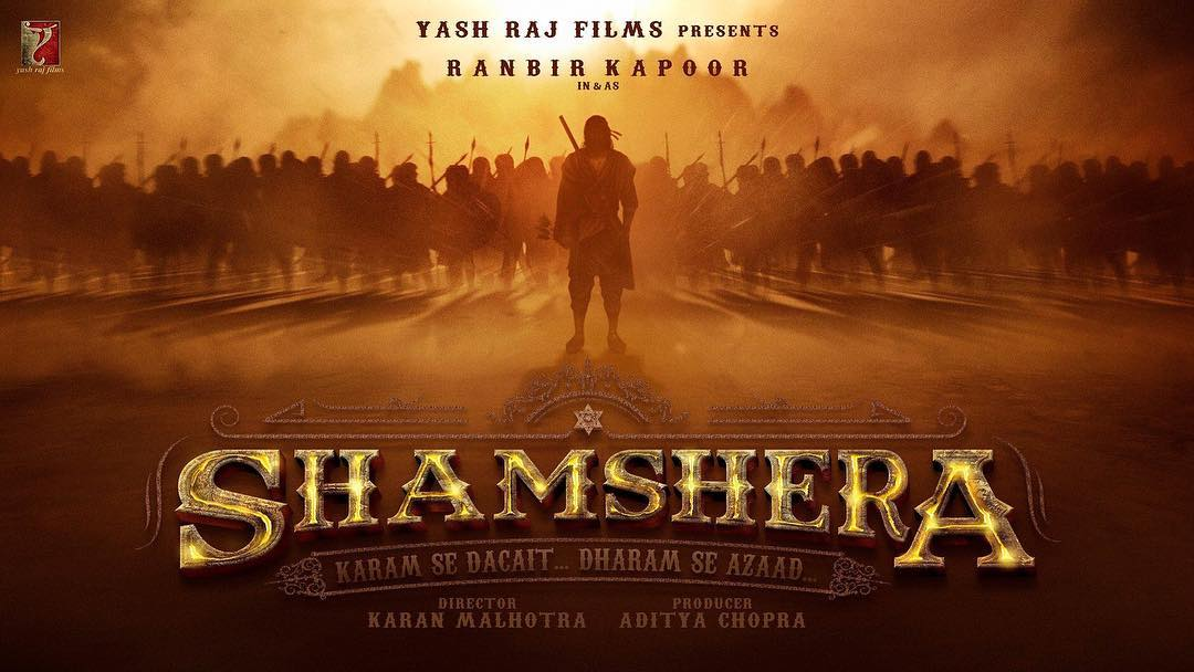 Shamshera: Cast, Crew, Release Date & Other Interesting Details