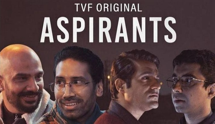 Aspirants The Most Uplifting & Highly-Rated Series of This Year (2021)