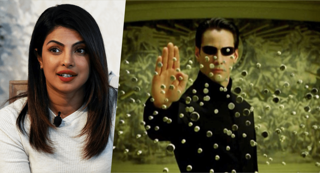 Priyanka Chopra Says Her Role in 'The Matrix 4' Is Something Unexpected